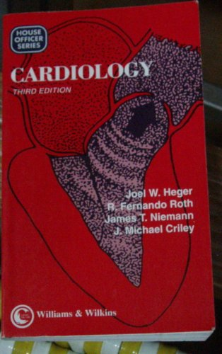 Cardiology 3rd 1993 (Revised) 9780683039498 Front Cover