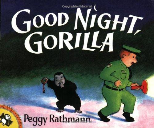 Good Night, Gorilla   2000 (Reprint) edition cover