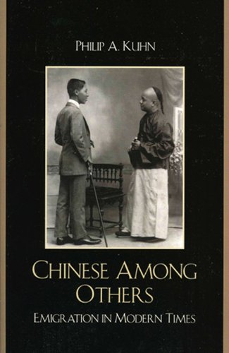 Chinese among Others Emigration in Modern Times N/A edition cover