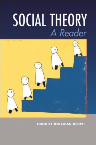 Social Theory A Reader  2005 9780748619498 Front Cover