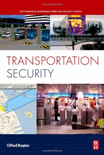 Transportation Security   2008 9780750685498 Front Cover