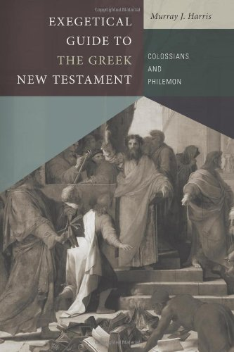 Colossians and Philemon   2010 edition cover