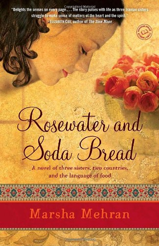 Rosewater and Soda Bread   2008 edition cover