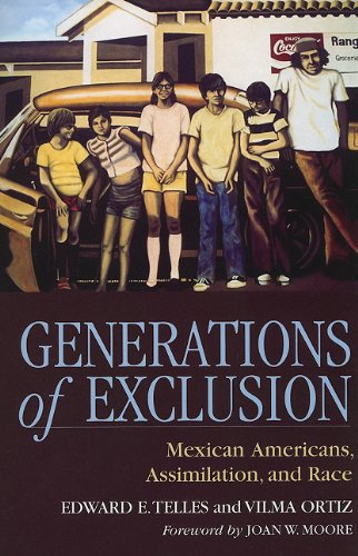 Generations of Exclusion  N/A edition cover