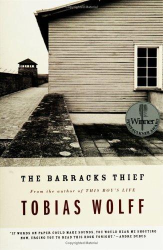 Barracks Thief  Reprint edition cover