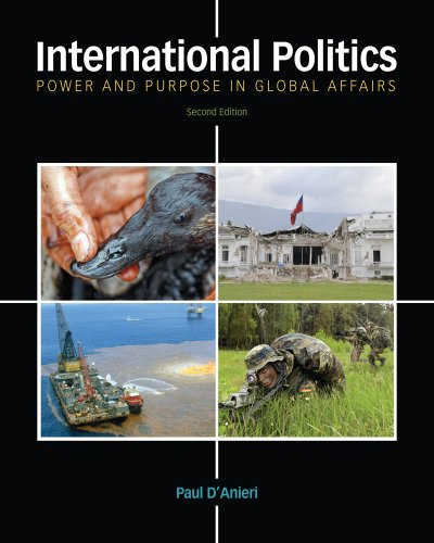 International Politics Power and Purpose in Global Affairs 2nd 2012 edition cover