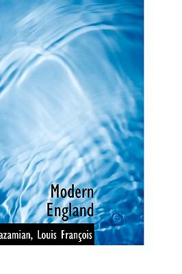 Modern England N/A 9781113522498 Front Cover