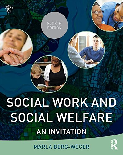 Social Work and Social Welfare: An Invitation  2015 9781138819498 Front Cover