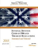 South-Western Federal Taxation: Internal Revenue Code of 1986 and Treasury Regulations, Annotated and Selected 2015  2014 edition cover