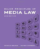 Major Principles of Media Law 2015   2015 edition cover