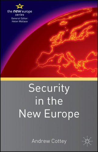 Security in the New Europe   2007 edition cover