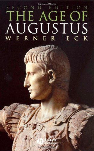 Age of Augustus  2nd 2007 (Revised) edition cover