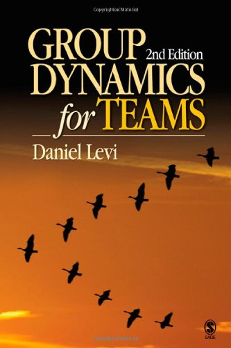 Group Dynamics for Teams  2nd 2007 (Revised) edition cover