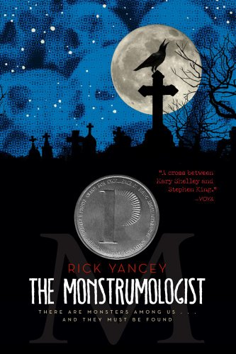 Monstrumologist  N/A edition cover