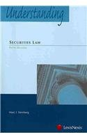 Understanding Securities Law 5th 2009 edition cover