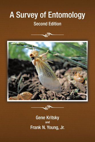 Survey of Entomology  2nd 2011 (Revised) edition cover