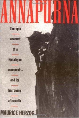 Annapurna  Reprint edition cover