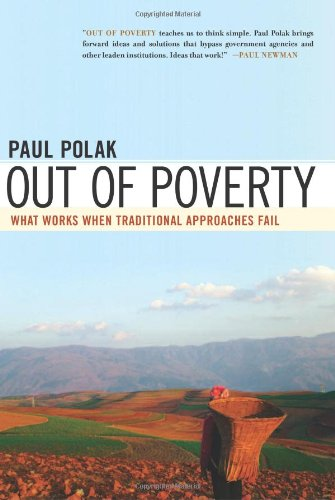 Out of Poverty What Works When Traditional Approaches Fail  2008 edition cover