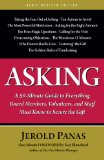 Asking A 59-Minute Guide to Everything Board Members, Volunteers, and Staff Must Know to Secure the Gift  2013 edition cover