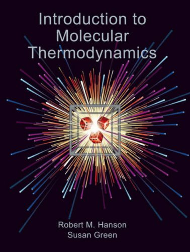 Introduction to Molecular Thermodynamics   2008 edition cover