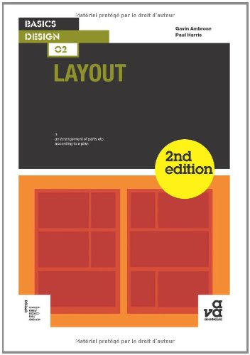 Layout  2nd 2011 (Revised) edition cover