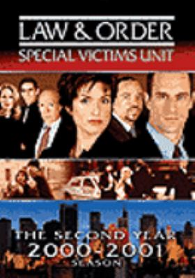 Law & Order: Special Victims Unit - The Second Year System.Collections.Generic.List`1[System.String] artwork