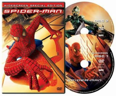 Spider-Man (Widescreen Special Edition) System.Collections.Generic.List`1[System.String] artwork