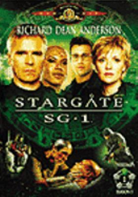 Stargate SG-1 Season 5 Boxed Set System.Collections.Generic.List`1[System.String] artwork