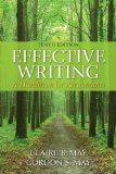 Effective Writing A Handbook for Accountants 10th 2015 9780133579499 Front Cover