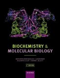 Biochemistry and Molecular Biology  5th 2014 edition cover