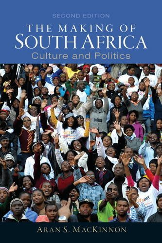 Making of South Africa  2nd 2013 (Revised) edition cover