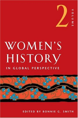 Women's History in Global Perspective   2004 edition cover
