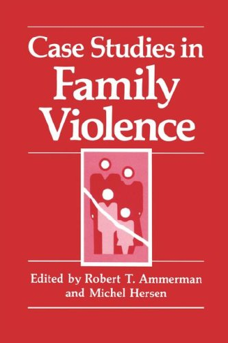 Case Studies in Family Violence   1991 9780306436499 Front Cover