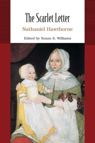 Scarlet Letter  2nd 2007 edition cover