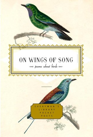 On Wings of Song Poems about Birds  2000 edition cover