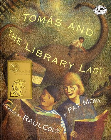 Tomas and the Library Lady   2000 edition cover