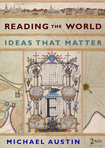 Reading the World Ideas That Matter 2nd 2010 edition cover