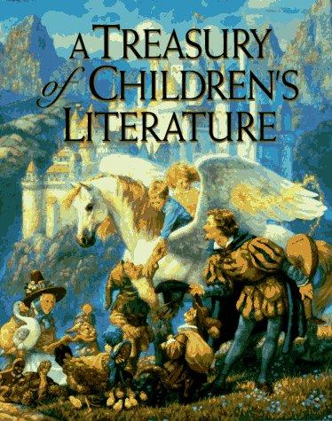 Treasury of Children's Literature   1992 edition cover