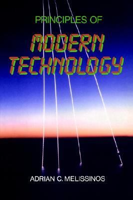Principles of Modern Technology   1990 9780521352499 Front Cover