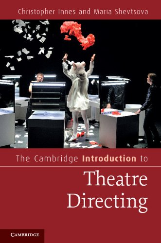 Cambridge Introduction to Theatre Directing   2013 9780521844499 Front Cover