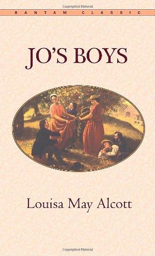 Jo's Boys  N/A edition cover