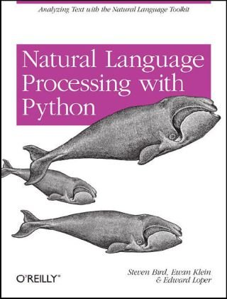 Natural Language Processing with Python   2009 edition cover