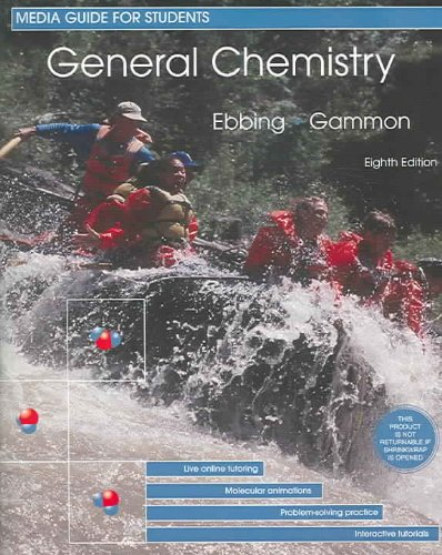 General Chemistry  8th 2005 edition cover