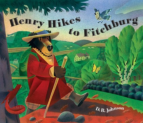 Henry Hikes to Fitchburg   2000 (Reprint) edition cover