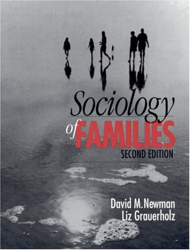 Sociology of Families  2nd 2002 (Revised) edition cover