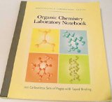 Organic Chemistry Laboratory Notebook   2000 edition cover