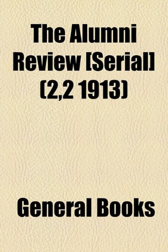 Alumni Review [Serial]  2010 edition cover