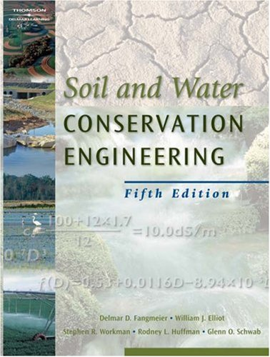 Soil and Water Conservation Engineering  5th 2006 9781401897499 Front Cover
