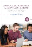 Conducting Research Literature Reviews From the Internet to Paper 4th 2014 edition cover