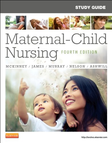 Study Guide for Maternal-Child Nursing  4th 2012 edition cover